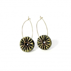 terracotta earrings-online-fashion-jewelry-idiort-kshma