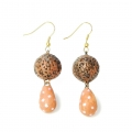 Buy Exclusive terracotta earrings studs