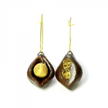Buy Handmade Terracotta Earring, a perfect girft for a women.