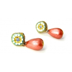 Terracotta Earrings online purchase