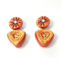 Buy terracotta earrings online india