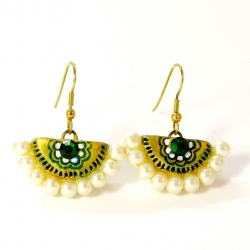 Handmade Gift For Women- Traditional Terracotta Earring Collections