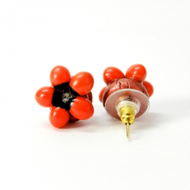 Terracotta earrings online shopping in india