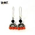 Get it now ! Designer Handmade Terracotta Earrings At Attractive Prices