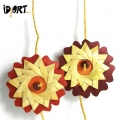 Celebrate Rakhi Online With Handmade Eco-Friendly Rakhi