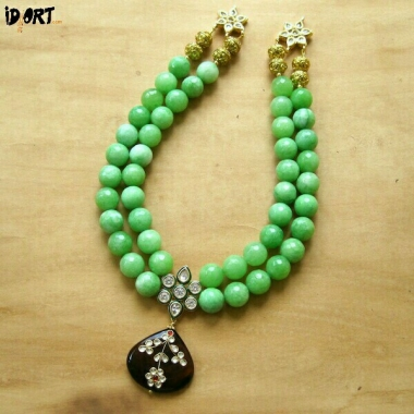 Buy Necklaces for Women - Buy Designer Necklace Sets Online in India On Idiort.com