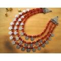 Buy Tribal Designer Necklace for that Bold Look only on Idiort.com