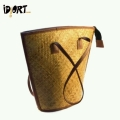 Handmade Bamboo shopping Bag for Women