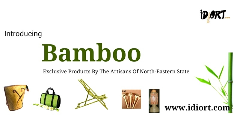 Buy exclusive bamboo products Lamps, lanterns, cutlery, furniture, bags